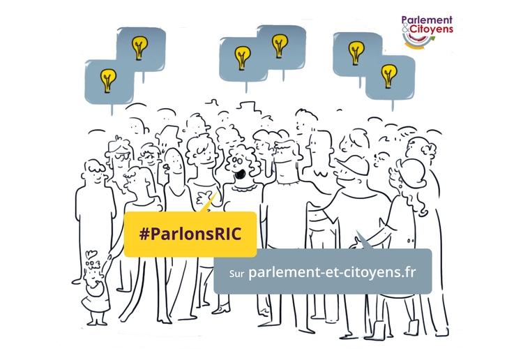 Parlement&Citoyens #ParlonsRIC