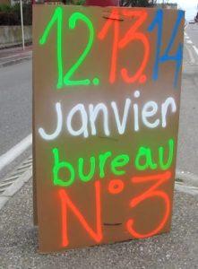 [EXEMPLAIRE] Il se passe des choses épatantes à Saint-Clair-du-Rhône, «Capitale du RIC»:)!  Ils organisent eux-mêmes un premier RIC… sur le RIC